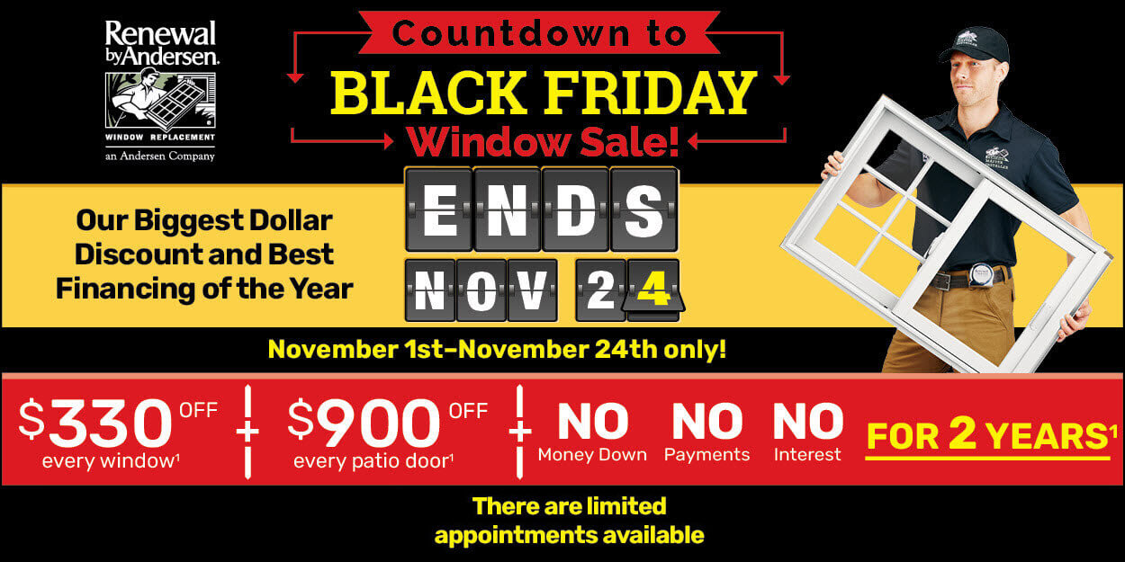 november window replacement sale black friday