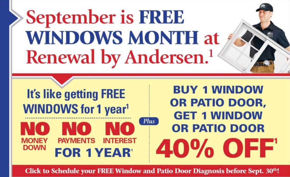 september 2017 window replacement sale andersen