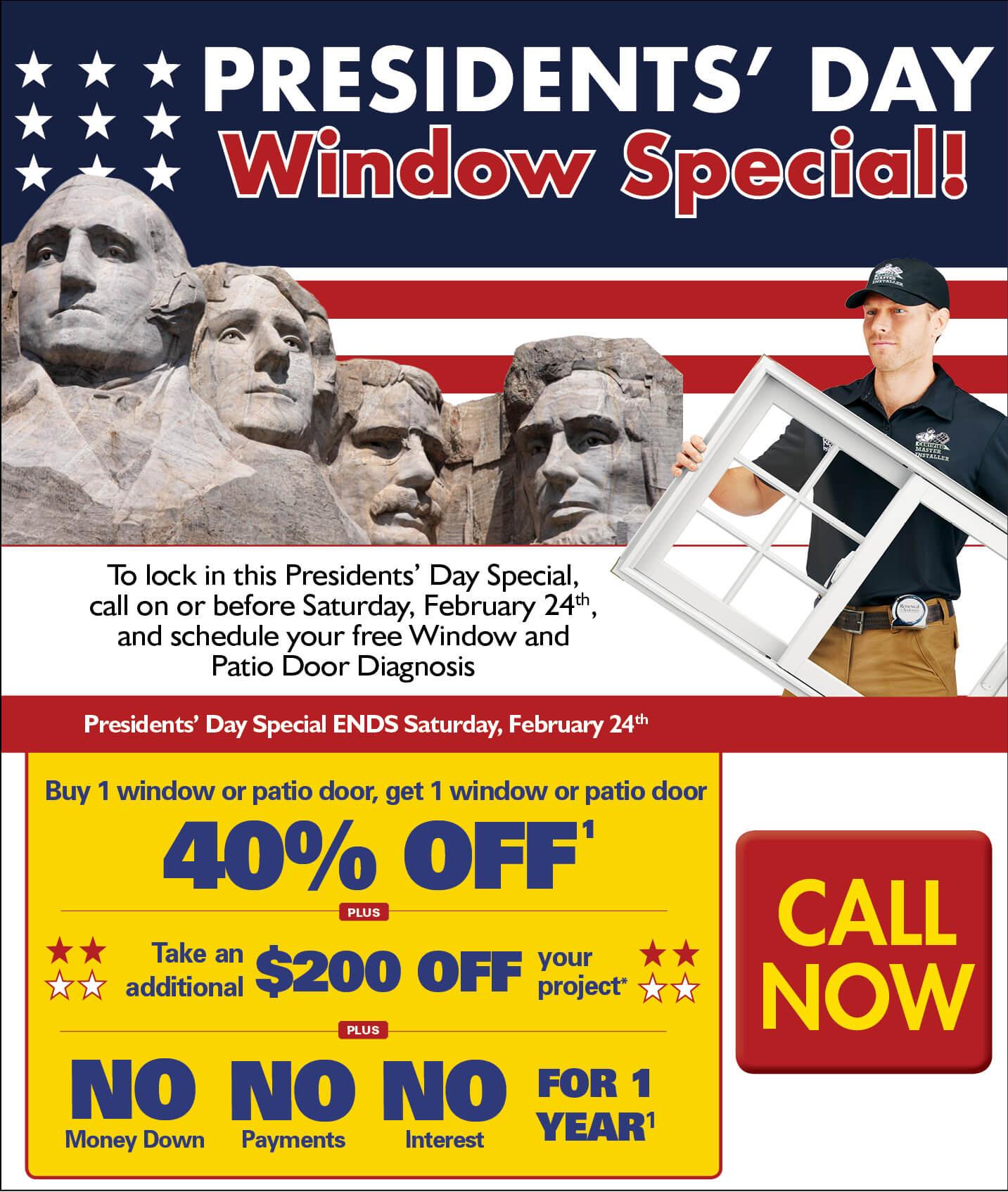 andersen window replacement sale 2018