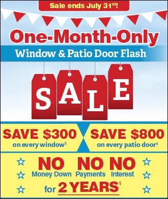 replacement window sale july 2018 philadelphia